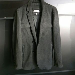 Small Calvin Klein Body fit Wool Jacket
